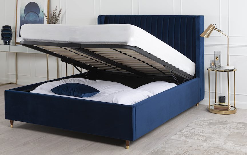 lift-up storage beds