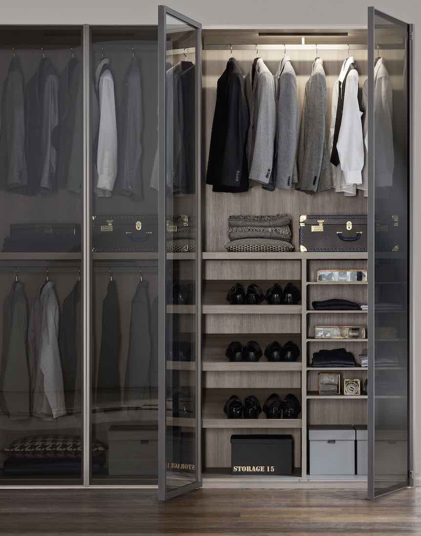 wardrobes for small bedrooms